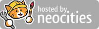 Hosted by neocities dot org